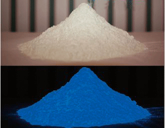 GhostNight Blue 50g  fosforový pigment