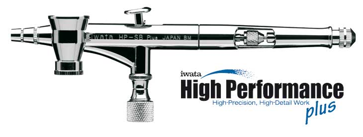 Iwata Hi Performance HP-SBP 0,2mm airbrush pištoľ