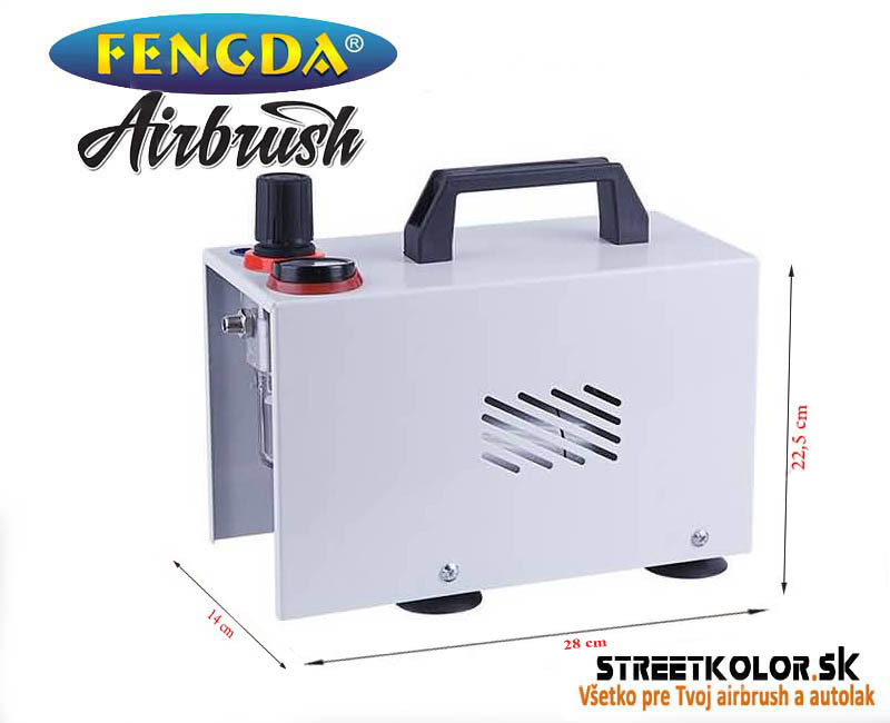 Airbrush Kompresor FENGDA AS-18B